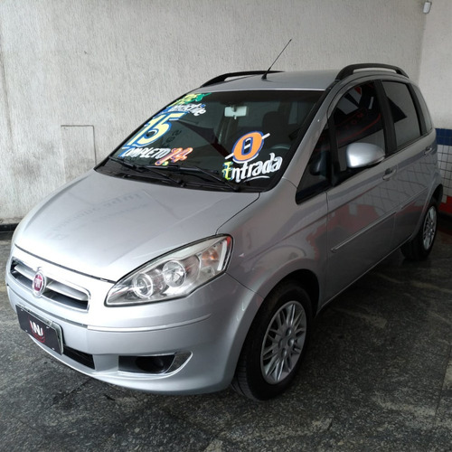 Fiat Idea Attractive 1.4 2015 Completa