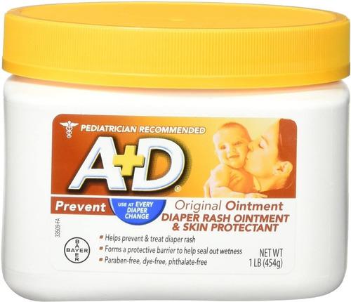 Crema A+d Antipañalitis Prevencion Pañ - g a $282