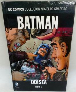 Dc Comic Novelas Graficas Nº 87 Odisea Parte 1 Batman