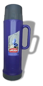 Termo Lumilagro Super Termica 1 Litro Tapon Cebador Matero