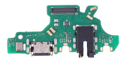 Placa Pin De Carga Flex Microfono Huawei P30 Lite Envio Full