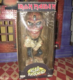 Eddie Neca Iron Maiden Head Knocker