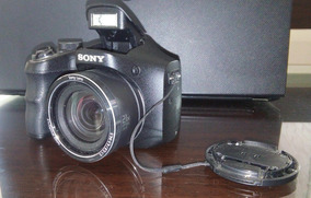 Câmera Cyber Shot Dsc H100