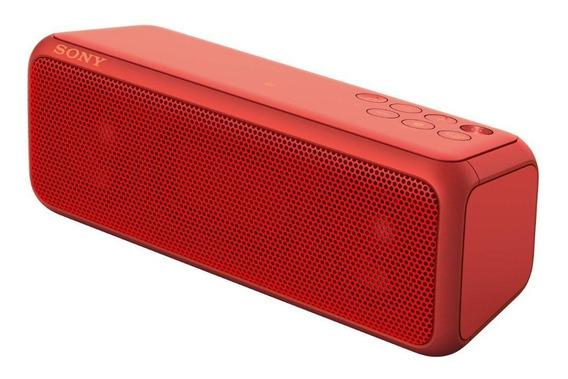Caixa De Som Portátil Sony Srs-xb3 Bluetooth Vermelho C/nf