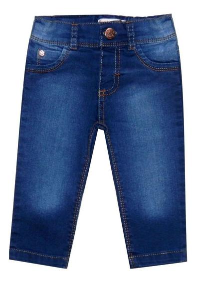 Pantalon De Jean Para Bebé Puntapiekids A-431
