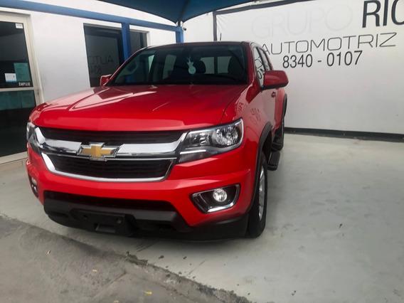 Chevrolet Colorado Lt 4x4 2019