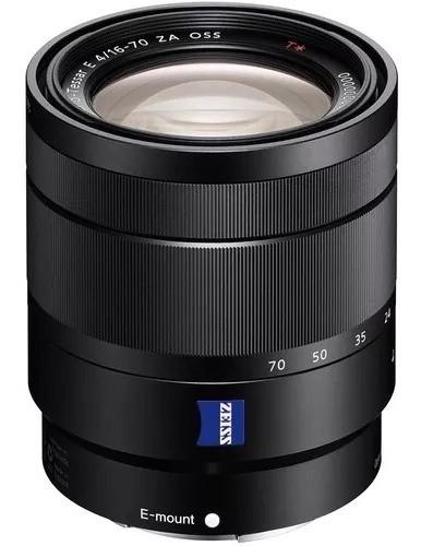 Lente Sony Sel 16-70mm Zeiss
