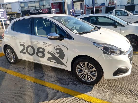 Peugeot 208 Allure Puretech 3 Cilindros 1.2 Lts Turbo