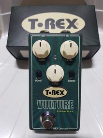 Pedal T-rex Vulture Distortion - Zeradooo Na Caixa!!!!