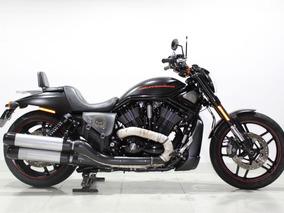 Harley Davidson V Rod Night Rod Especial 2014 Preta