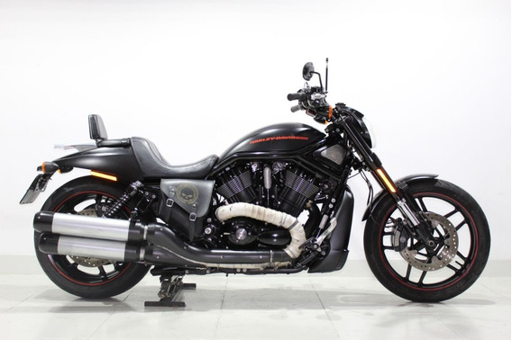 Harley Davidson V Rod Night Rod Especial 2014 Preta