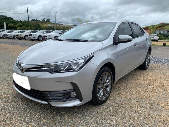 Toyota Corolla Xei 2.0 Flex 16v Multi-drive S Aut Ano 2019