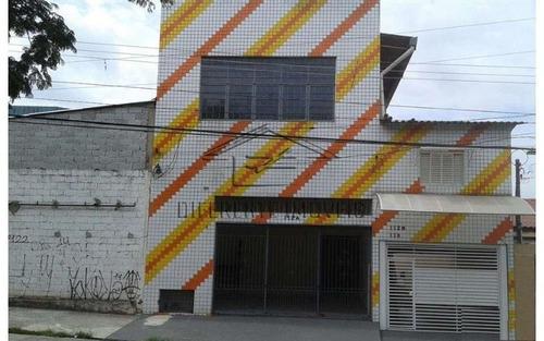 Imagem 1 de 15 de Prédio Comercial 600 M² Na Cidade Líder !!