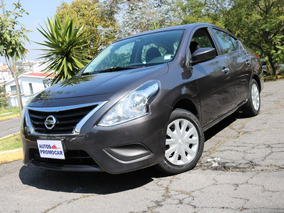 Nissan Versa 2015 Sense Estandar Tenemos Credito