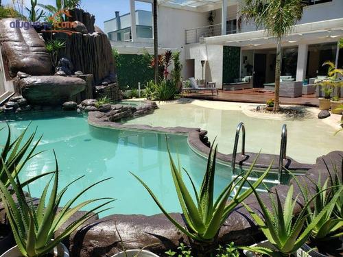 Casa À Venda, 600 M² Por R$ 2.150.000,00 - Jardim Paraíba - Jacareí/sp - Ca2534
