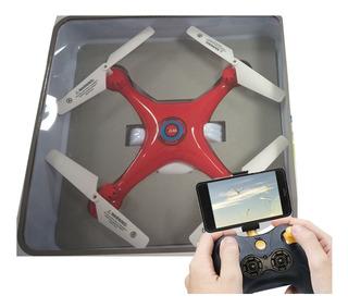 Mini Drone Control Remoto Camara Vuelo Controlado 6 Axis