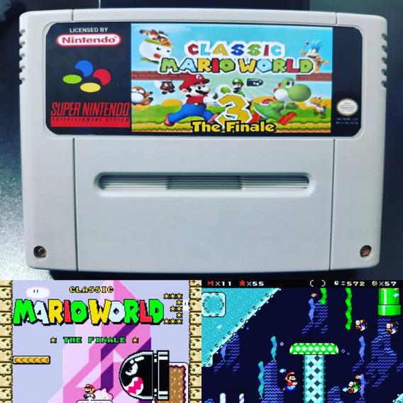 Super Mario World 3 The Finaly