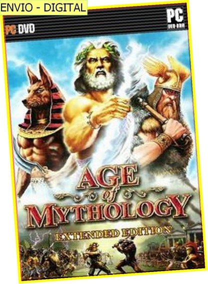 Age Of Mythology Extended Edition Reloaded 2014