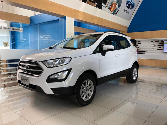 Ford Ecosport Modelo 2020 At Motor 1.500