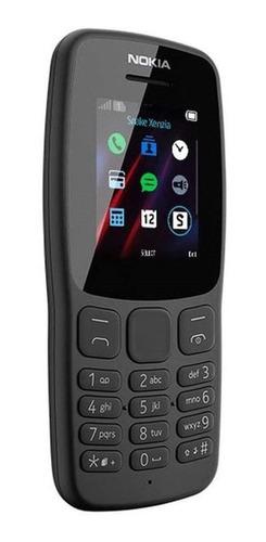 Promocion! Nokia 106 Con Auriculares De Regalo! Gtia Anual