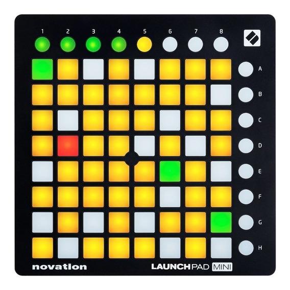 Controlador P/ Dj Novation Launchpad Mini Mk2 - Tc0025