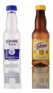 Salero Corona Extra Y Victoria