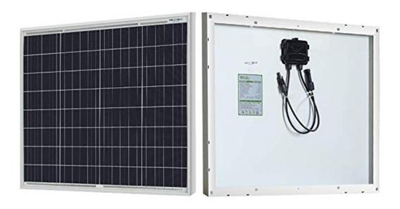 Panel Solar 85 Watts Modulo Fotovoltaico Policristalino 12v