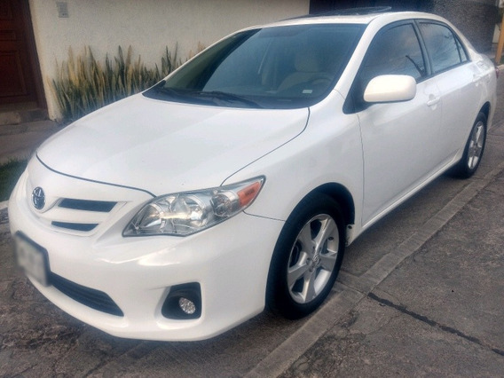 Toyota Corolla 1.8 Xle W/moonroof Aa Ee Cd R-16 Abs At 2012