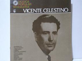 Lp Vinil Vicente Celestino Mpb