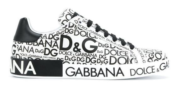 Tênis Dolce & Gabbana Portofino Masculino