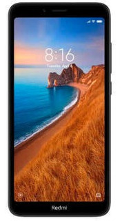 Xiaomi Redmi 7a- Color Negro