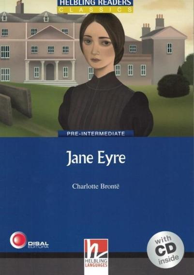 Jane Eyre - With Cd - Pre-intermediate