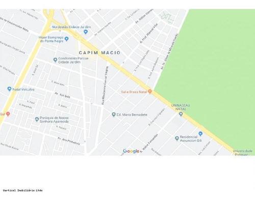 Área Para Locação Em Natal, Capim Macio - Lc 15519 _1-1132451