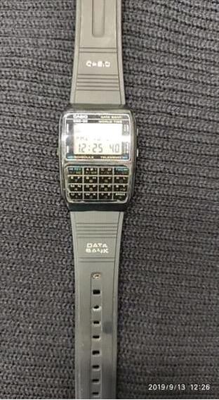 Reloj Original Casio Dbc-62