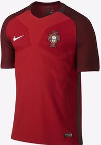 Camisa Portugal Euro 2016 Completa Com Patch