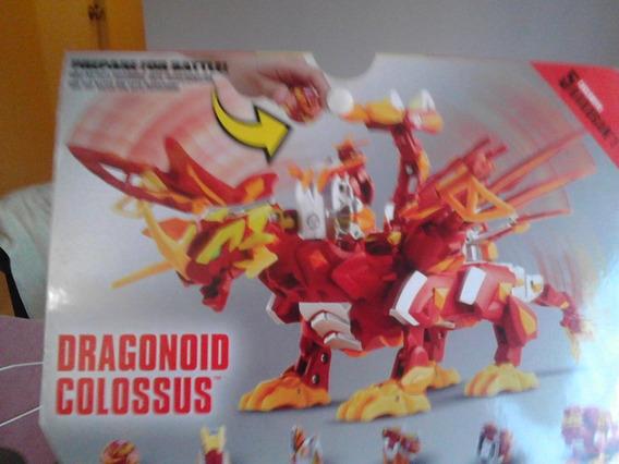 Bakugan Dragón Colossus Original