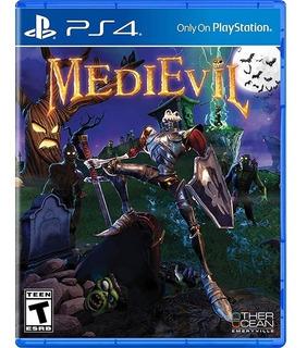 Medievil Ps4 Nuevo Sellado Delivery Stock Ya