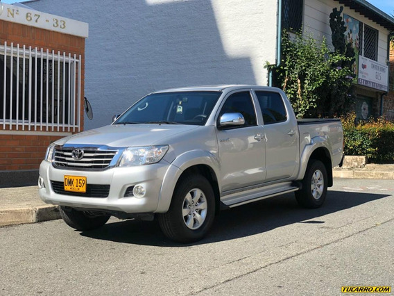 Toyota Hilux At 2700 Gasolina 4x4