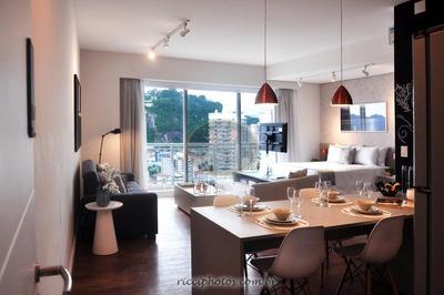 Nova Campanha Unlimited Chegou A Hora!!! Yuny - Apartamentos Frente Ao Mar Em Santos. Unlimited Ocean Font - Studios, 1, 2 A 3 - Codigo: Ap1868 - Ap1868