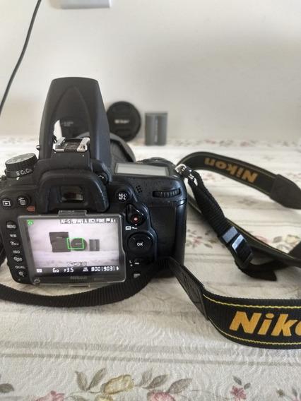 Nikon D7000 + Lente 18-105. Apenas 25644 Cliques