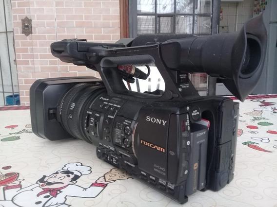 Filmadora Câmera Sony Nx5u