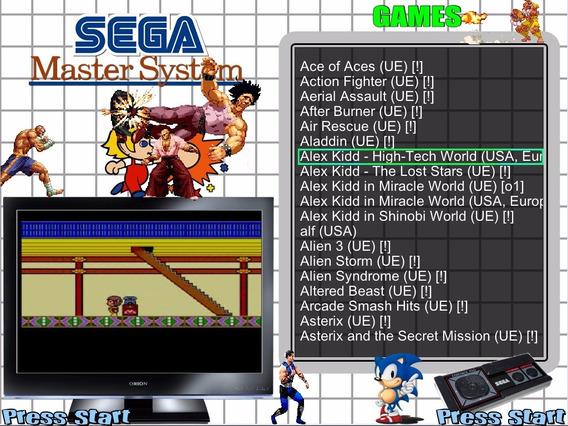 Maximus Arcade 55 Gb Em 21 Sistemas Pronto Para Jogar !!!