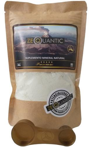 Imagem 1 de 9 de Zeólita Premium 200g Potencializada P. Saúde 100% Natural