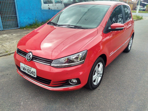 Unica Dona/ Fox  Volkswagen  Fox 1.6  16v Msi Highline