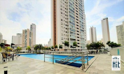 Apartamento À Venda, 76 M² Por R$ 956.000,00 - Aclimação - São Paulo/sp - Ap3804