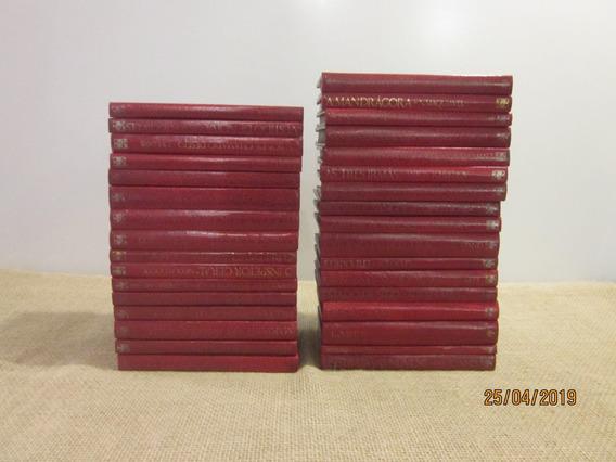 Livros Série Coleção Teatro Vivo 35 Volumes