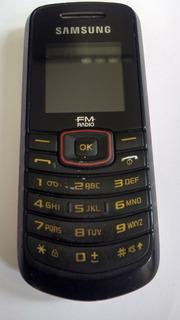 Samsung Gt-e1086 Só Vivo Semi-novo