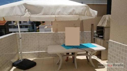 Apartamento Duplex -  Com 2 Vagas - Chácara Roselândia - Cotia - Ad0008