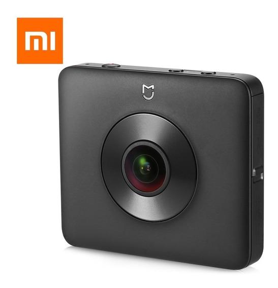 Câmera Xiaomi Mi Sphere 4k 360° Ip67 A Pronta Entrega