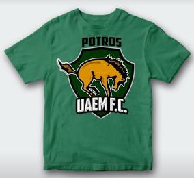 Playera Potros Verde